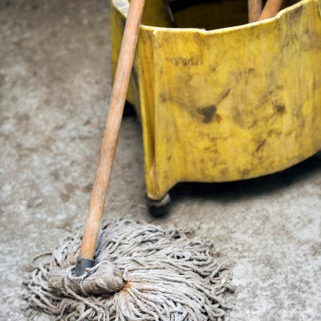 Types of Machines Used in Custodial Work