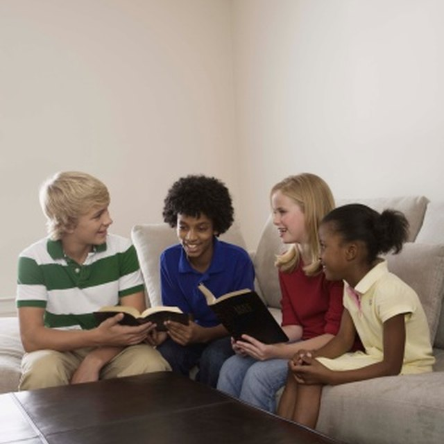 How to Teach Catechism to 7th Graders