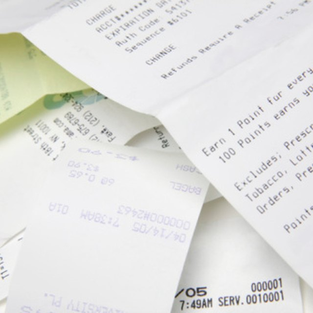 How To Obtain a Receipt For Personal Property Tax
