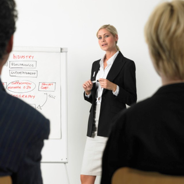 What's the Difference Between a Marketing Manager and a Marketing Director?