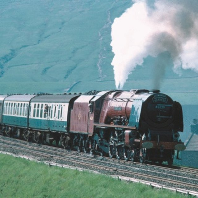 Facts on the First Steam Locomotive