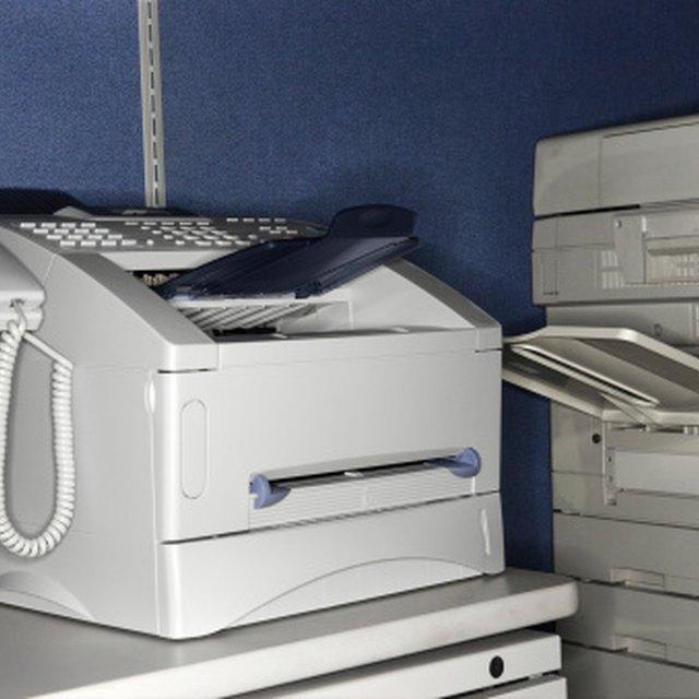 How to Setup a Fax Through a Comcast Phone