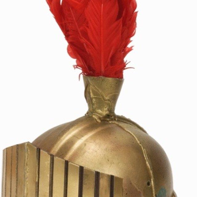 Helmet of Salvation Crafts