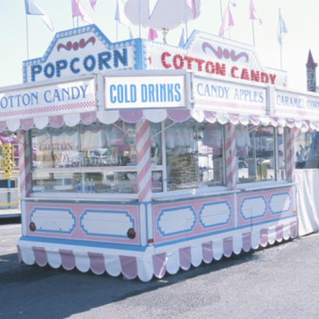 How to Become a Carnival Food Vendor