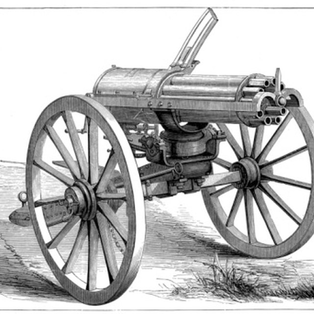 What Were the Inventions Created During Imperialism?