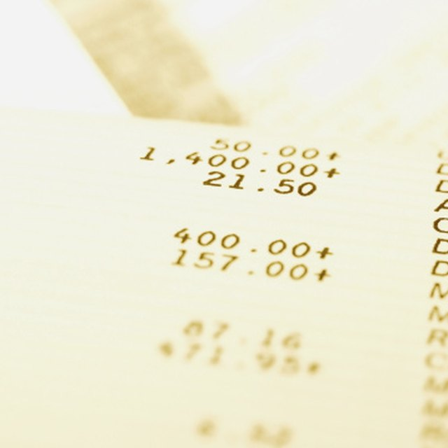 How to Estimate Income Statements