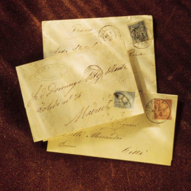 How to Start a Handwritten Envelope Business
