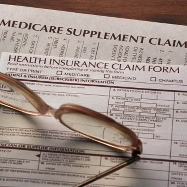 Instructions For Filing A Health Insurance Claim Pocketsense