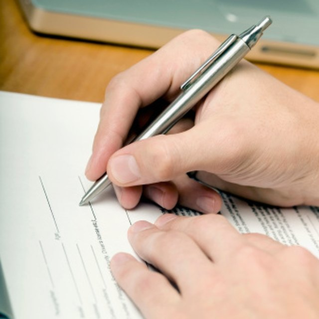 How to Write a Pre-Approval Letter