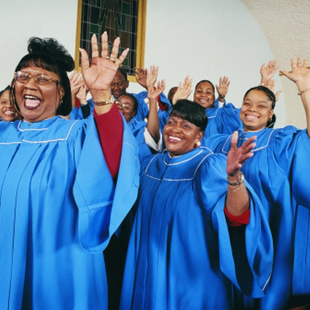 Responsibilities of Praise & Worship Teams