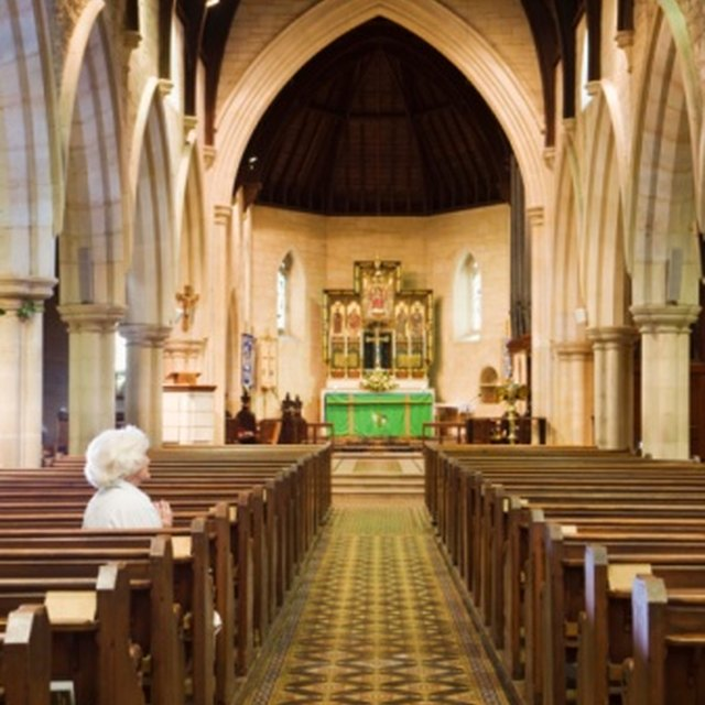 Private Foundations That Grant Money to Churches