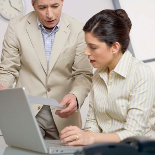 How to Appraise an Employee's Performance