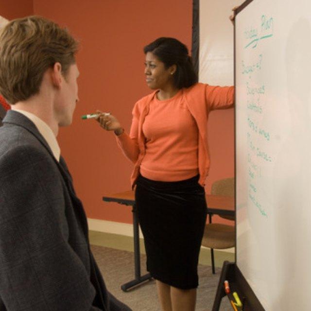 Training Topics for Supervisors