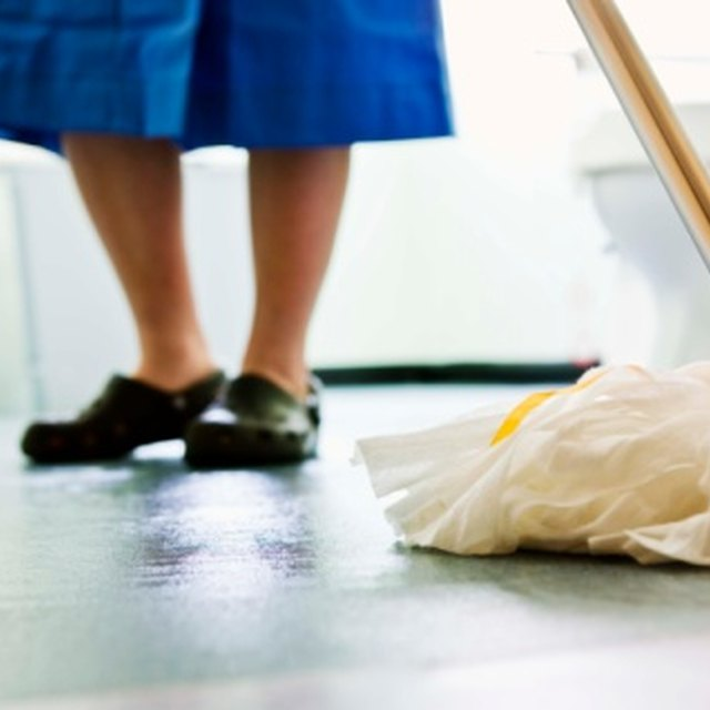 How to Write a Janitorial Job Proposal