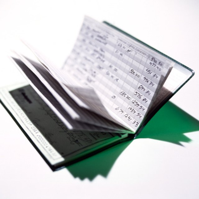 How to Open a Checking Account With an Outstanding Balance