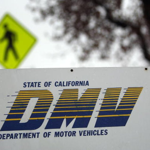 How to Complain Against a DMV Employee