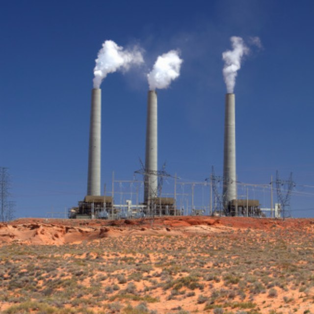 How Do Factories Cause Air Pollution Sciencing