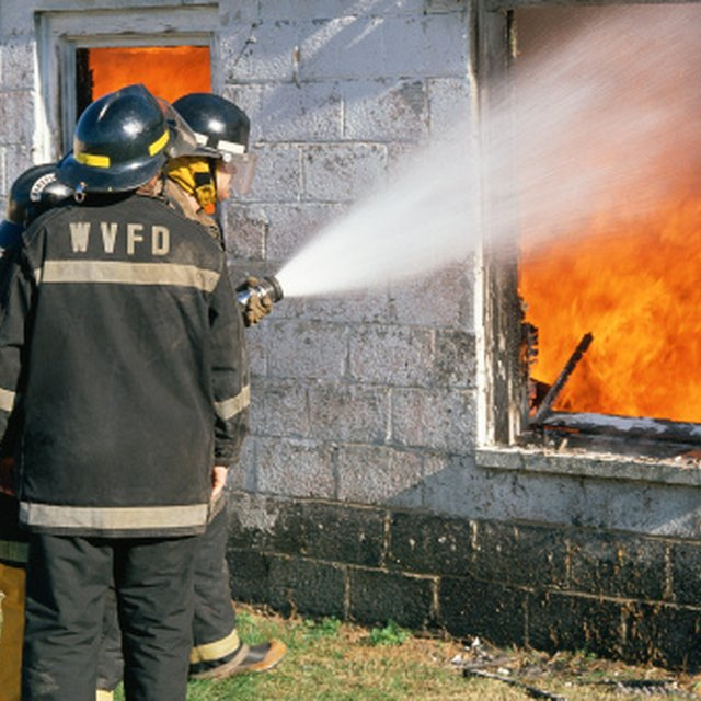 The Methods of Extinguishing Fires