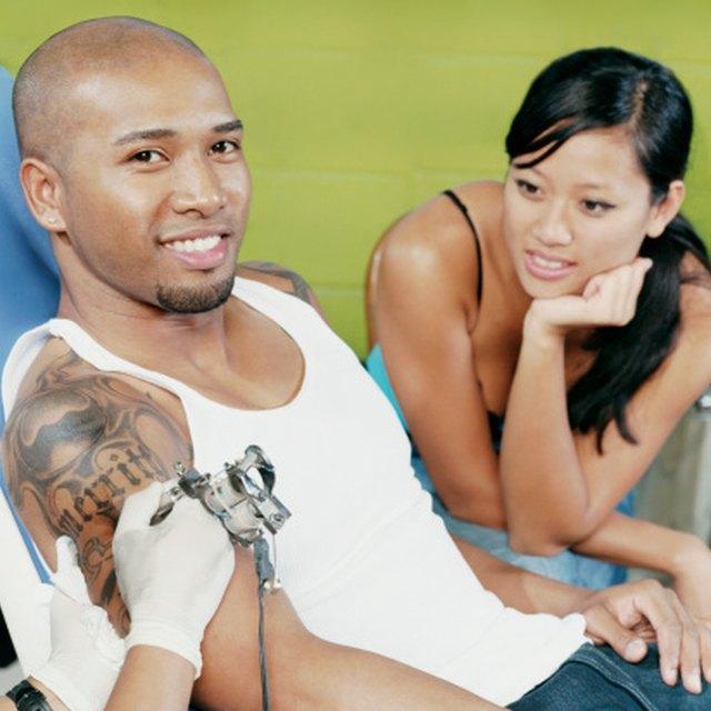 Tattoo Artist Salary in California