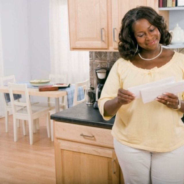 How to Write a Letter Introducing Your Business