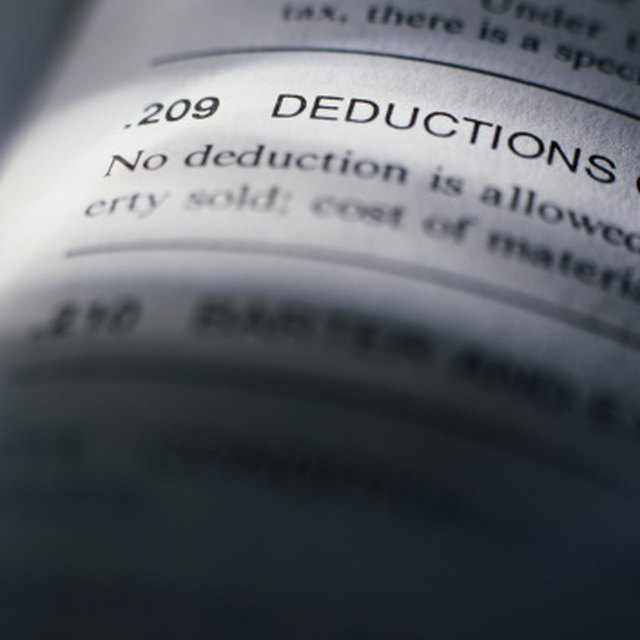 Can I Still Deduct Expenses If I Had No Income From Business?