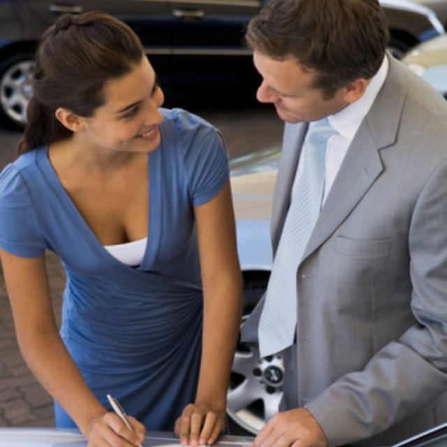 How to Get a Used Car Dealer's License in Texas