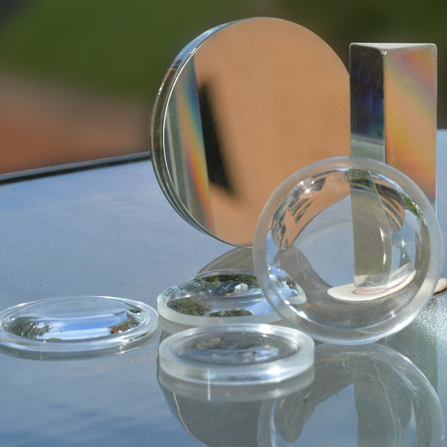uses of concave and convex mirrors in our daily life