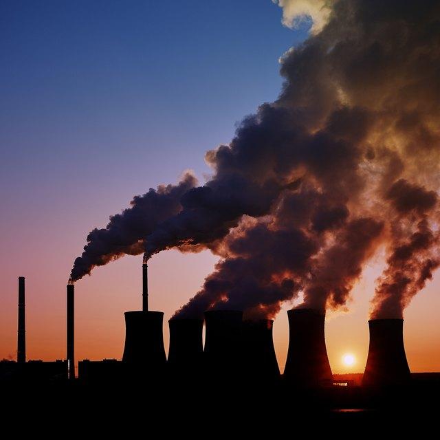 Types of Industrial Pollutants