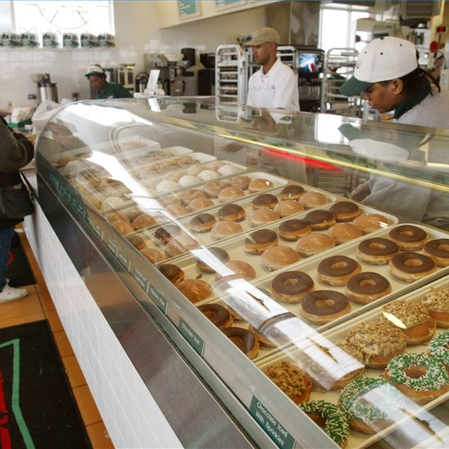 How to Create a Donut Shop Menu
