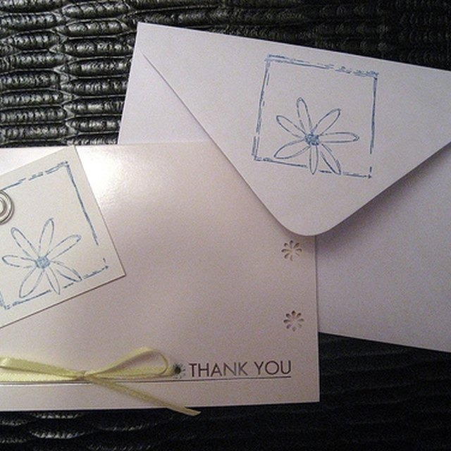 Wedding Gift Thank You Notes Wording: Sample Wording For Bridal Shower Thank You Notes