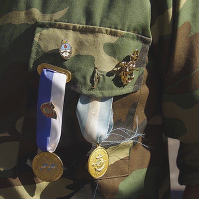 Tax Deductions for Disabled Veterans | Pocketsense