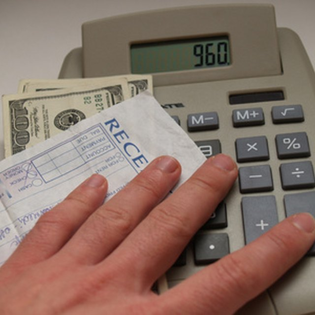 Examples of a Personal Budget