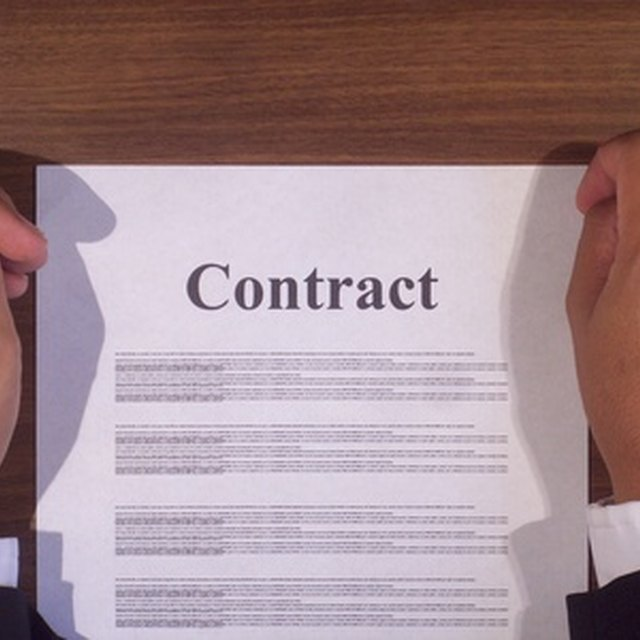 Legal Requirements for Signing an Agreement