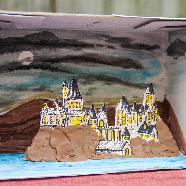 How to Make a Diorama for a Book Report