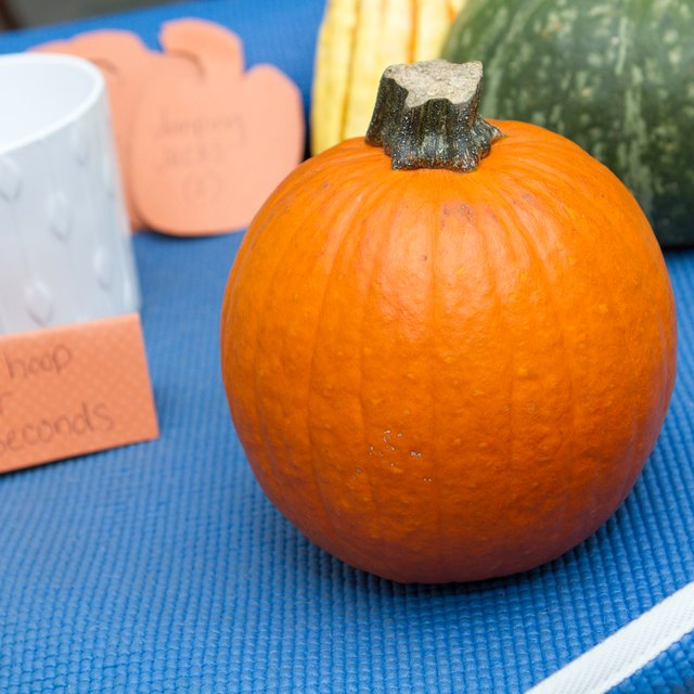 Halloween Physical Education Games