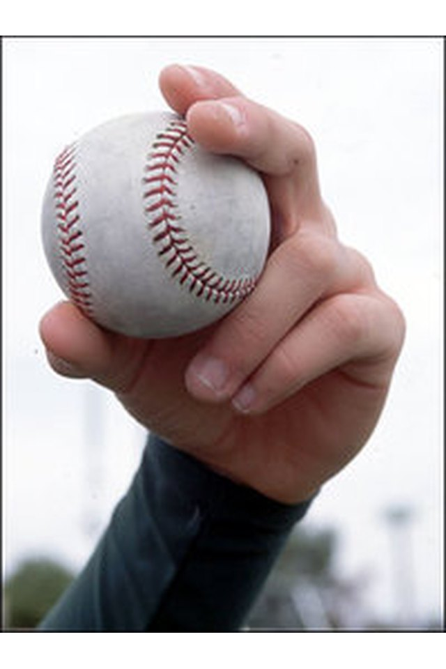 How to throw a side arm curve