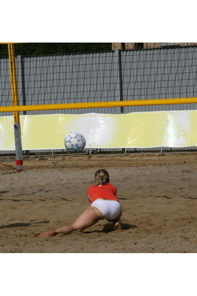 Basic Sand Volleyball Rules