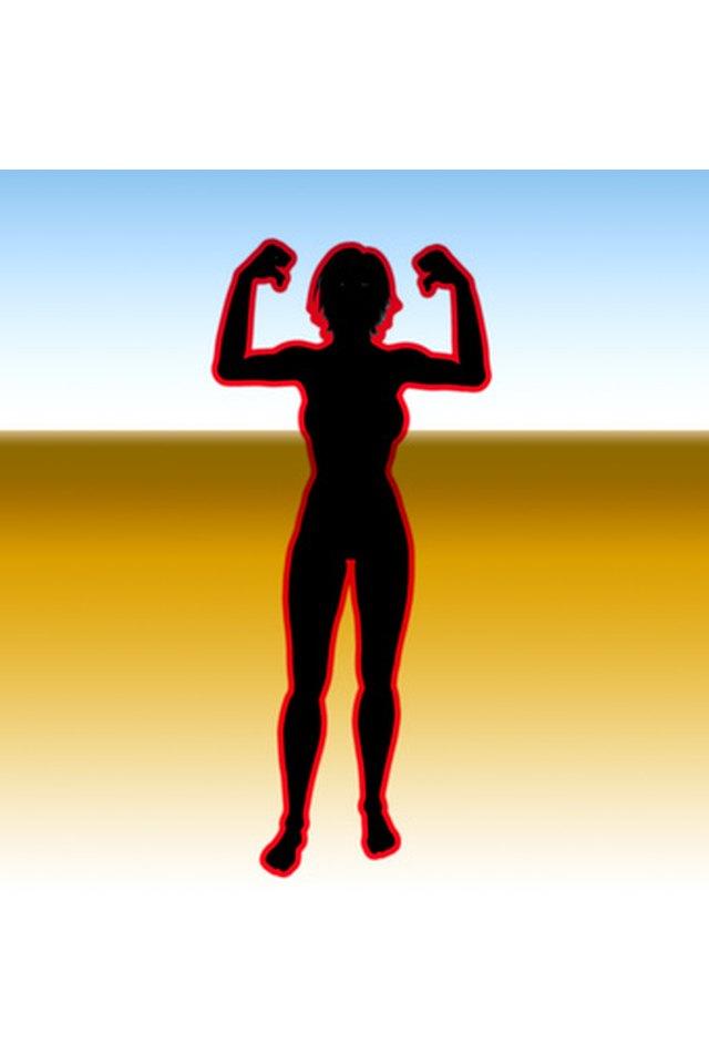 Women's Body-For-Life Exercises