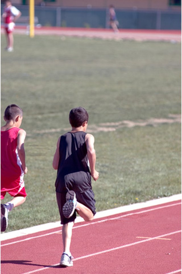 How to Improve a 100-Meter Sprint