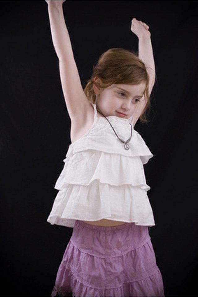 Pilates Exercises for Kids