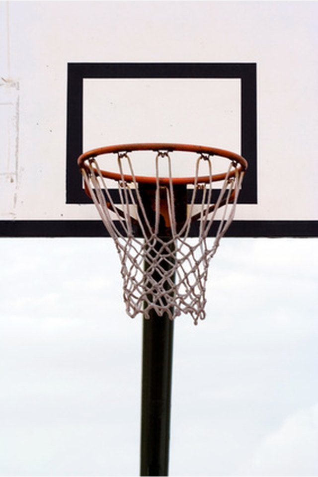 How to Make a Basketball Hoop Stand