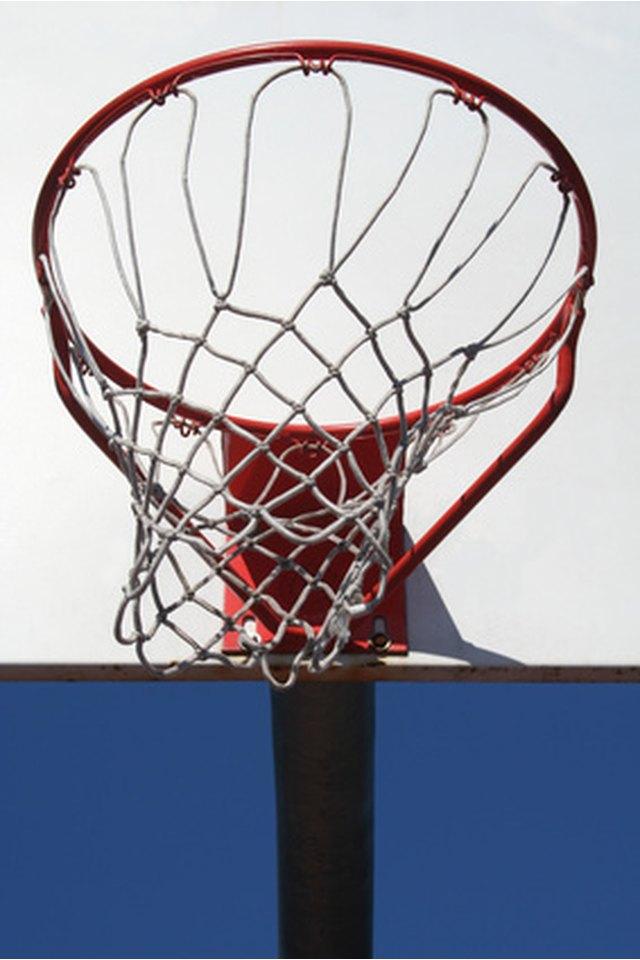 Making Basketball Nets at Home