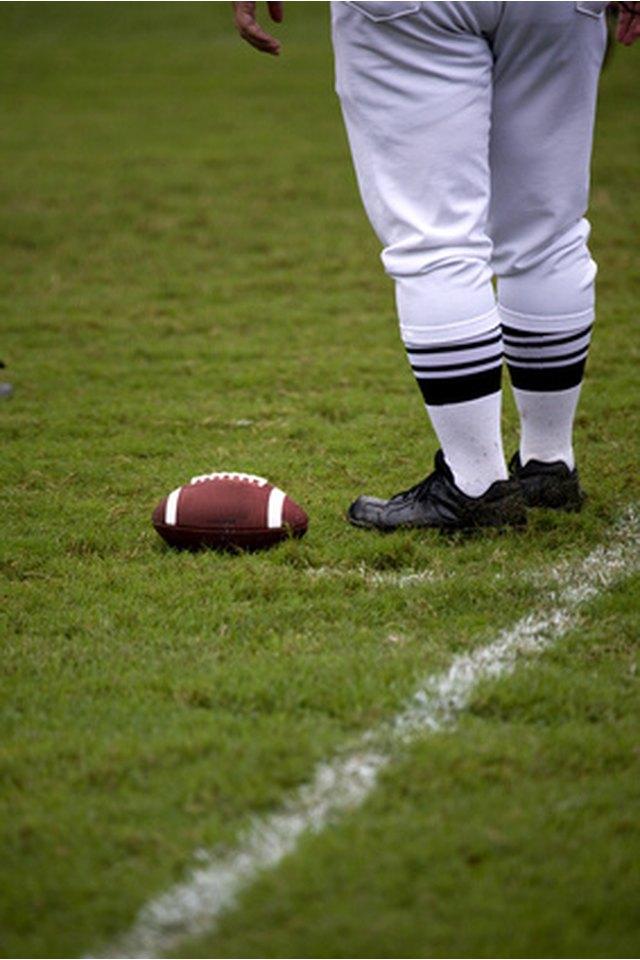 How to Make a Football No-Huddle Wristband