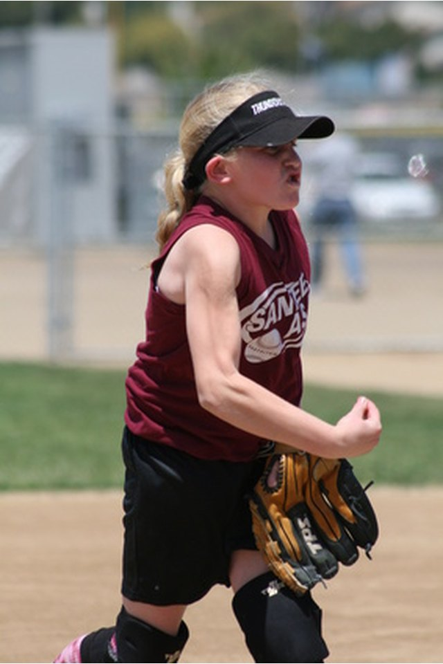 How to Determine a Pitching Win in Softball