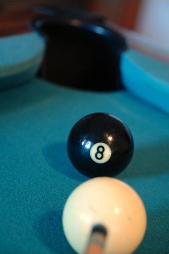 Pool Table Rules & Regulations