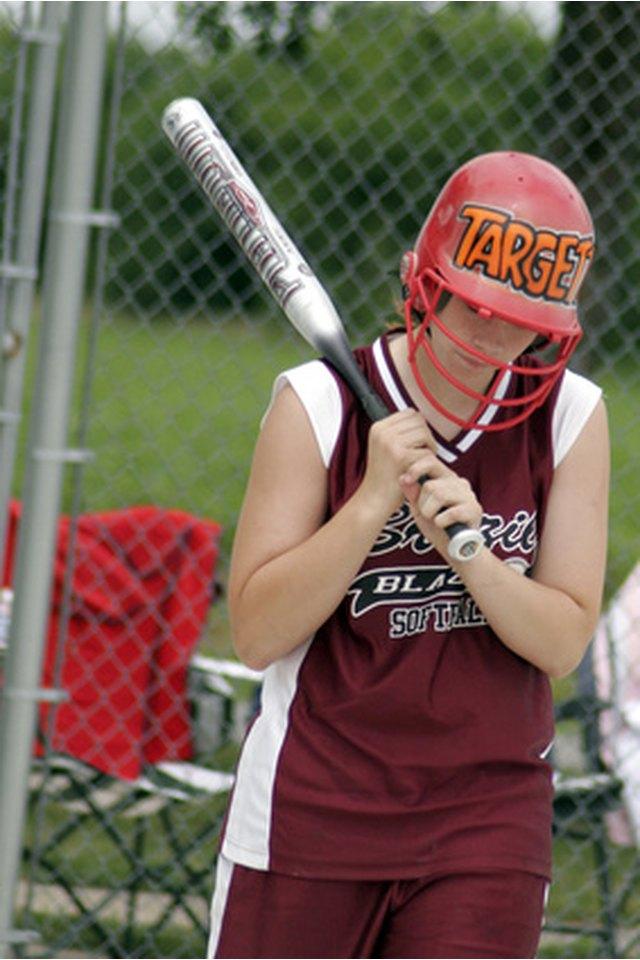 ASA Softball Batter's Box Rules