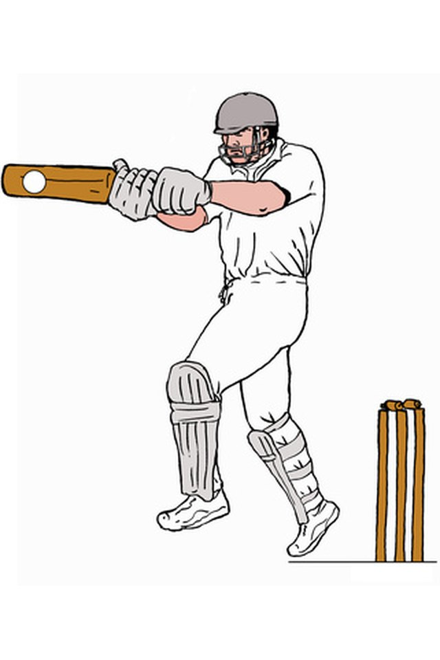 How to Make Your Own Cricket Bat Stickers