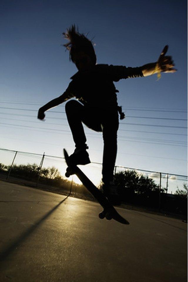 How to Oil Skateboard Bearings