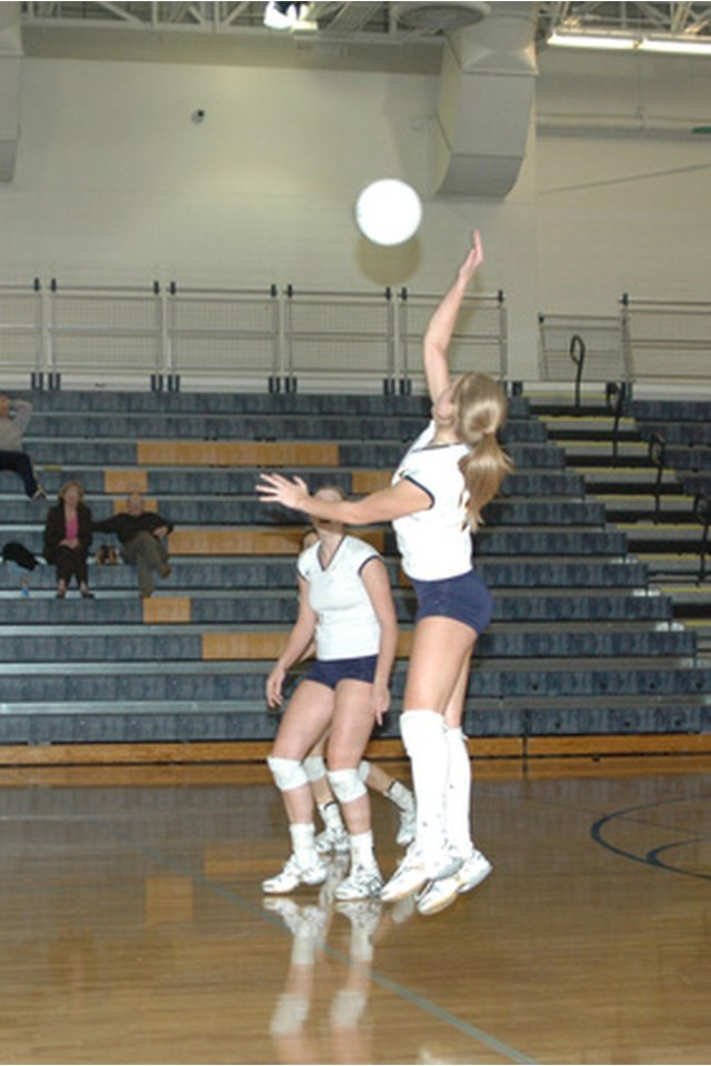 List of Equipment Used to Play Volleyball