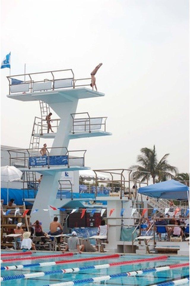 List of Diving Board Tricks